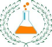Glory of chemistry Stock Photo