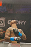 GLORY 9 Kickboxing Stock Photography