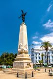 The Glory Obelisk in the city centre of Oran, Algeria. The Glory Obelisk in the city centre of Oran - Algeria stock image