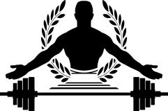 Free Glory Of Bodybuilding Stock Images - 46684884