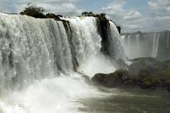 Free Glory Of Iguazu Falls Royalty Free Stock Image - 13999966