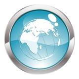 Gloss Button stock illustration