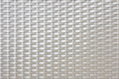 Gloss synthetic rattan s texture and background. Royalty Free Stock Photos