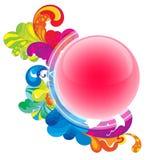 Glossy_ball Stock Image