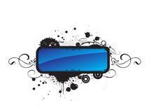 Glossy bar Stock Image
