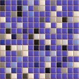 Glossy bathroom tiles stock illustration