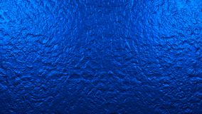 Glossy blue wall. Graphic illustration. 3d rendering. Background. Texture. Graphic illustration of wall surface Royalty Free Stock Photos