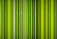 Glossy coil backdrop in green yellow Stock Photos
