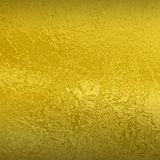 Glossy gold texture Royalty Free Stock Image