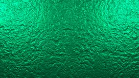 Glossy green wall. Graphic illustration. 3d rendering. Background. Texture. Graphic illustration of wall surface Stock Photography
