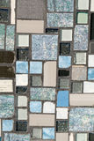Glossy mosaic. Royalty Free Stock Photography