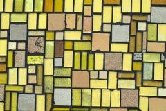Glossy mosaic Stock Photos