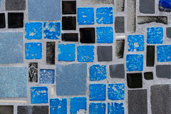 Glossy mosaic Royalty Free Stock Image