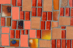 Glossy mosaic. Stock Images