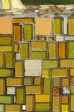 Glossy mosaic. Stock Image