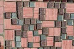 Glossy mosaic. Stock Photos