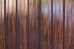 Glossy old wood background Royalty Free Stock Photo