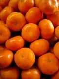 Glossy Oranges Royalty Free Stock Photos
