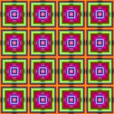 Glossy pattern Stock Image