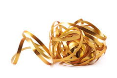 Glossy ribbon reel  Royalty Free Stock Image