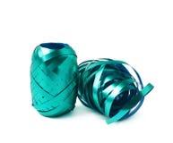 Glossy ribbon reel  Royalty Free Stock Images