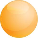 Glossy sphere illustration Stock Image
