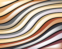 Glossy stripes Royalty Free Stock Photography