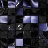 Glossy tile pattern Stock Photography