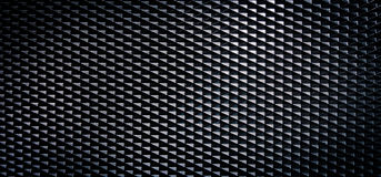 Glossy triangle pattern abstract background,black color Stock Photography