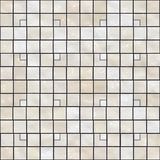Glossy white tile Stock Images
