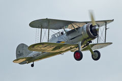 Gloster Gladiator biplane Stock Photography
