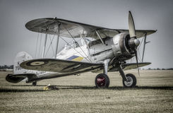 Gloster Gladiator Royalty Free Stock Image