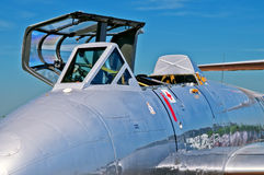 Gloster Meteor Stock Image