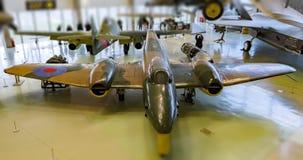 Gloster Meteor Arkivfoto