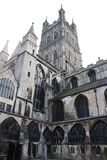 Gloucester Cathedral Royalty Free Stock Photo