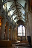 Gloucester Cathedral Royalty Free Stock Photography