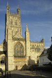 Gloucester Cathedral Stock Image