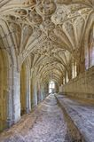 Gloucester Cathedral. Ancient Interior And Harry Potter Film Location Stock Image