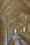 Gloucester Cathedral. Ancient Interior And Harry Potter Film Location Stock Images