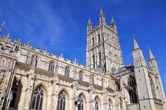 Gloucester Cathedral. Stock Photos