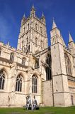 Gloucester Cathedral. Royalty Free Stock Photography