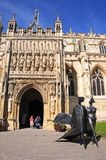 Gloucester Cathedral. Stock Photography