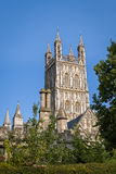 Gloucester Cathedral City, England Royalty Free Stock Images