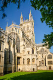 Gloucester Cathedral from East Royalty Free Stock Image
