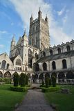 Gloucester Cathedrale in England Stock Images