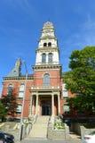 Gloucester City Hall, Rhode Island, USA Stock Photos