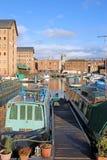 Gloucester Docks Stock Photo