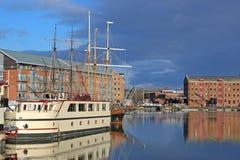 Gloucester Docks Stock Photos