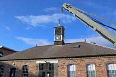 Gloucester Docks Stock Image