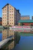 Gloucester Docks Royalty Free Stock Image